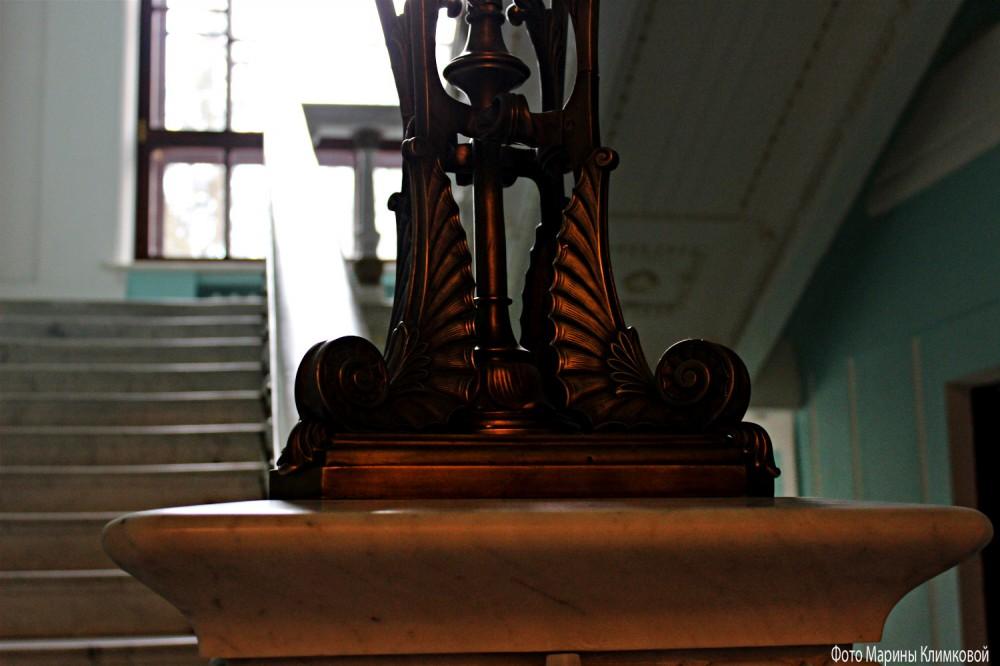 Асеевский особняк. Тамбов. Фото 28 апреля 2015 года