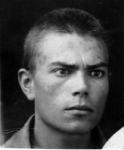 В.Г. Шпильчин. Фото на удостоверение. 1943