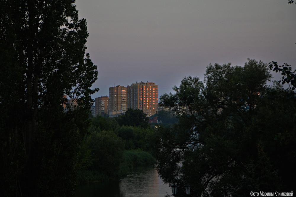 Тамбов. Фото 25 июля 2021 года