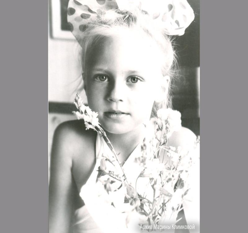 Анастасия Климкова. 7 лет