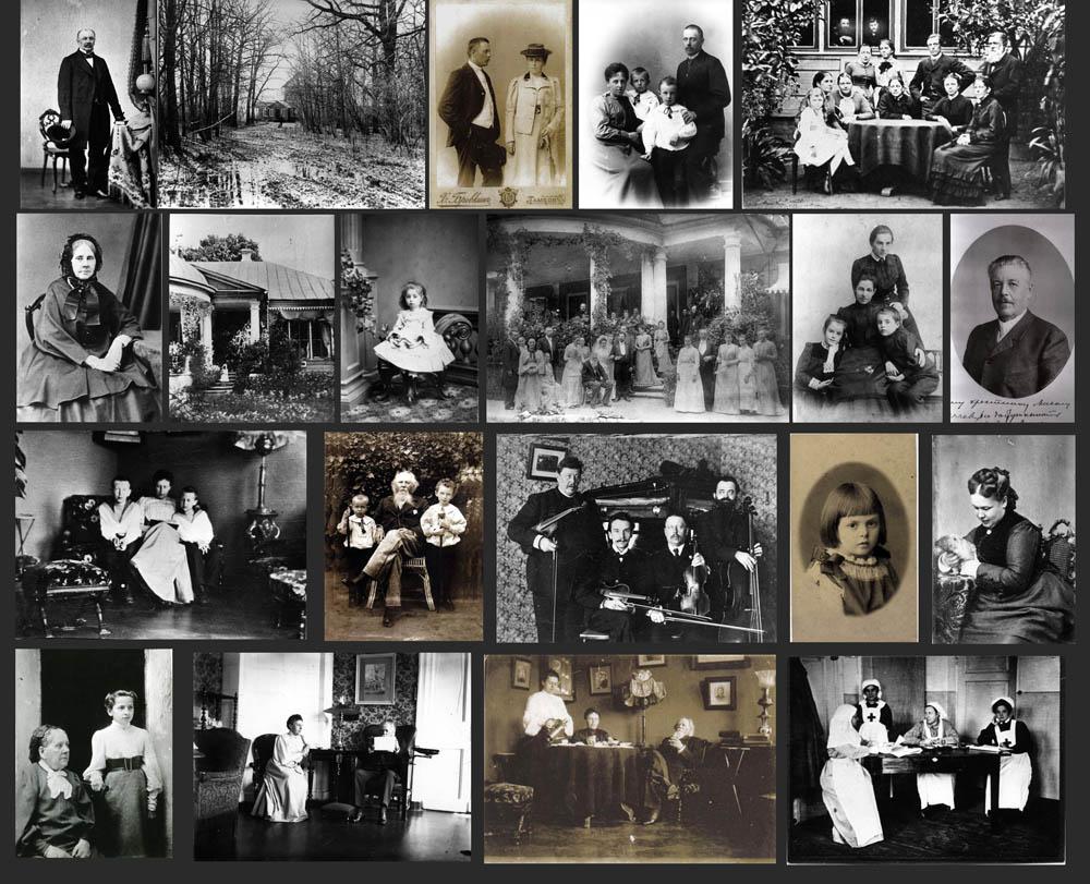 Фотографии рода Боратынских