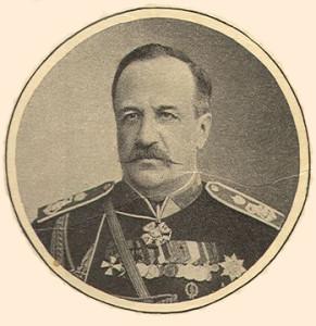 Граф Илларион Иванович Воронцов-Дашков. Фото конца XIX в.