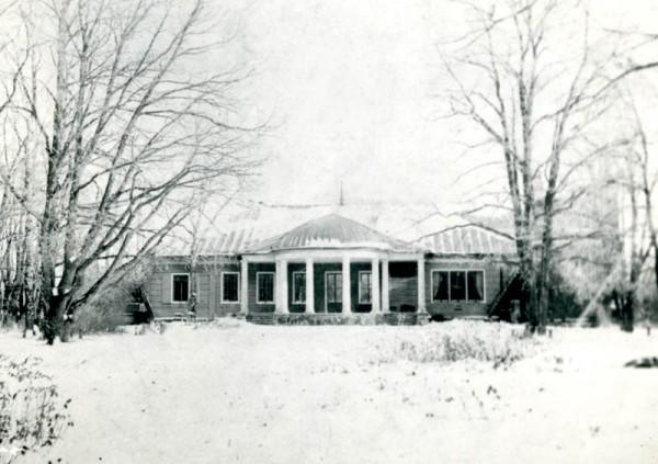 Усадебный дом в Маре. Фото 1910-х гг.