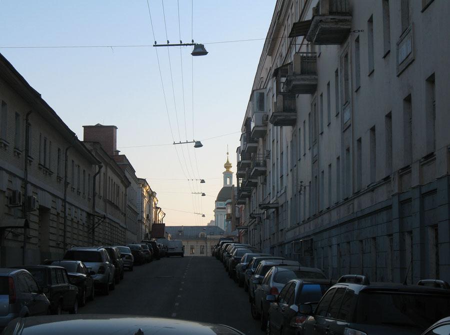 Хитровка. Фото 12 ноября 2008 г...
