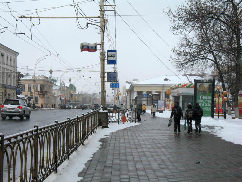 Тамбов. Фото 19 марта 2013 г.