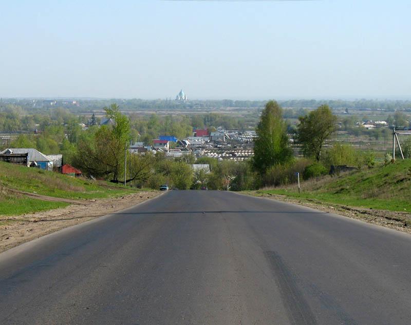 Моршанск. Фото 4 мая 2010 г.