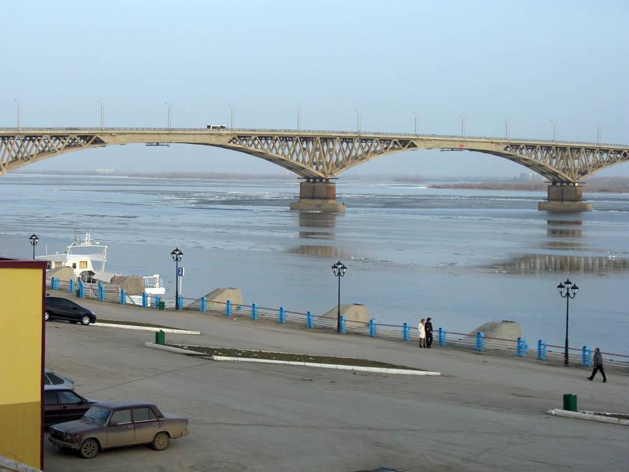 Саратов. Фото 4 апреля 2013 г.