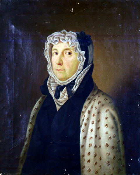 Портрет баронессы Марии Боде (урожденной Киннерслей)