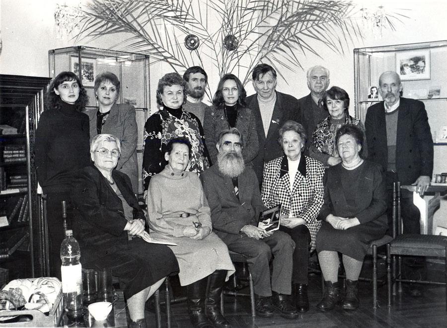 В Доме-музее Г.В. Чичерина на вечере В.Г. Шпильчина
