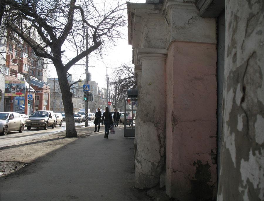 Саратов. 5 апреля 2013 г.