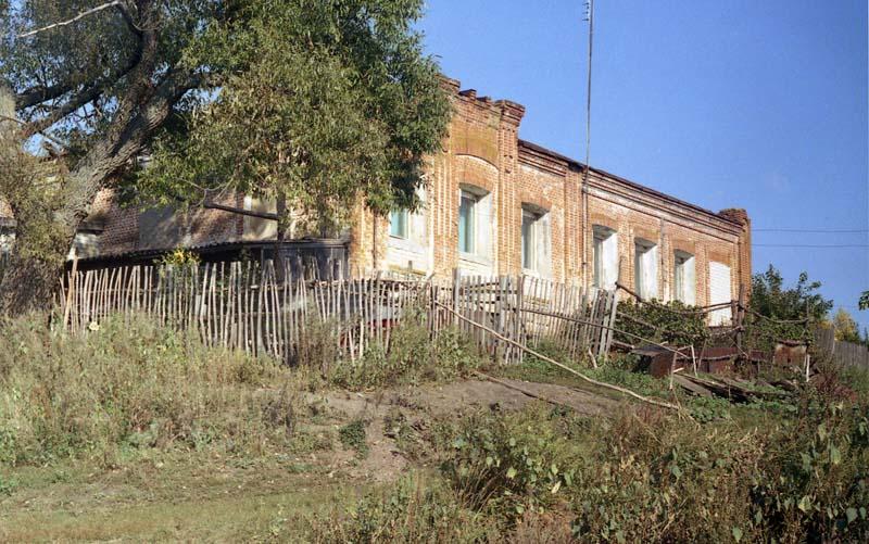 Дом А.А. Рачинского в Натальевке. Фото 2005 г.