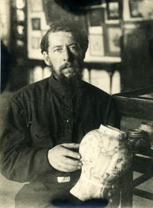 Петр Петрович Иванов. Фото 1920-х гг.
