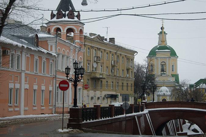 Каменный мост. Воронеж