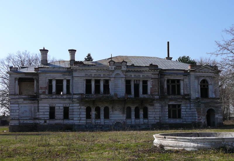 Усадебный дом Асеева. Рассказово