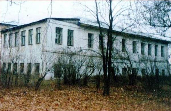 Усадебный дом Полторацких в Рассказове. Фото 2000-х гг.