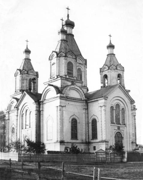 Троицкая церковь в Пичаеве
