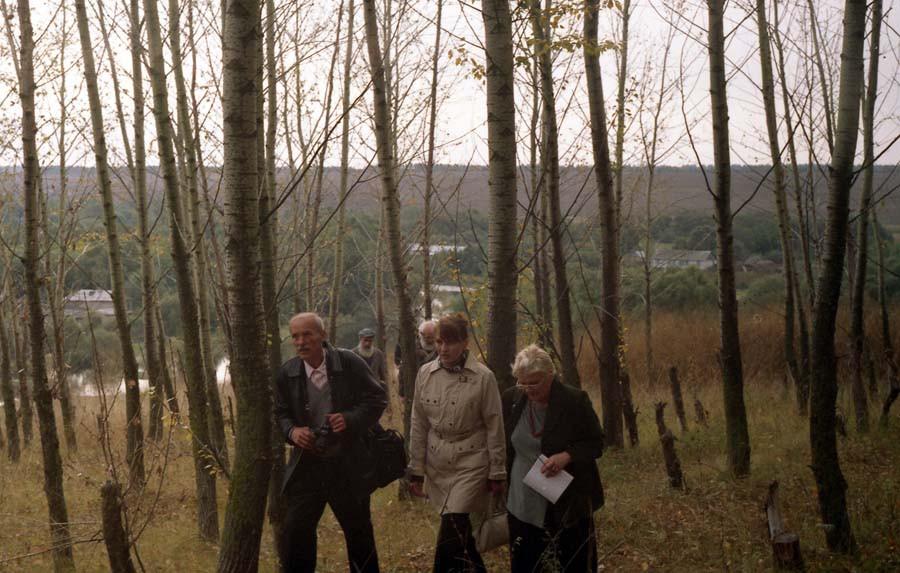 Ильиновка. 26 сент. 2004 г.