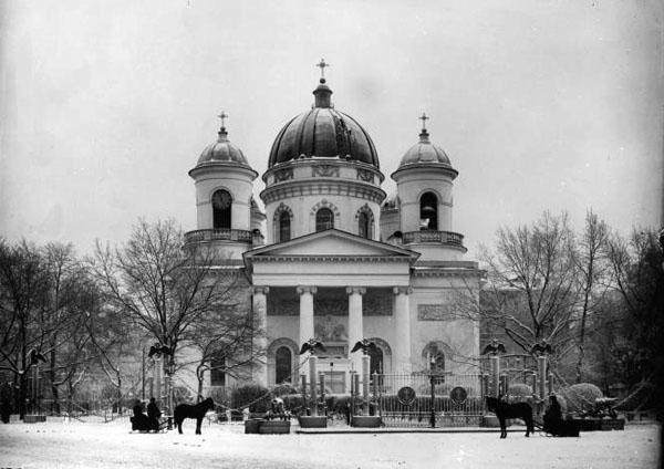 Спасо-Преображенский собор в Петербурге