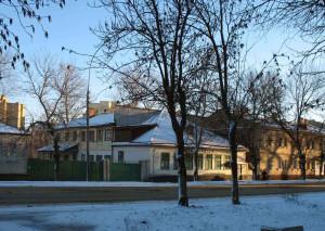 Дом М.А. Боратынского. Фото 2006 г.