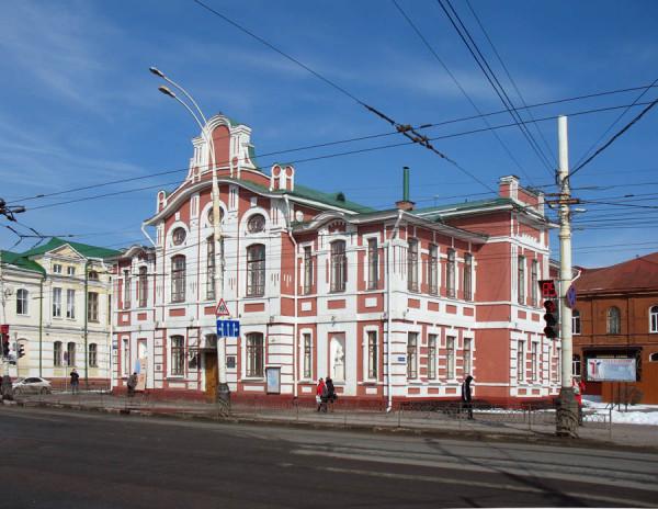 8. Зданите Музучилища в Тамбове. Фото 2013 г