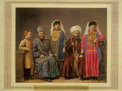 14. Карелин и Шишкин. Зажиточные татары