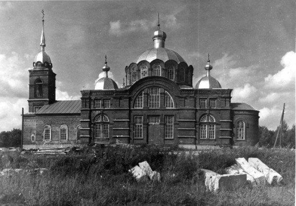 2. Богоявленская церковь (191). Село Селезни