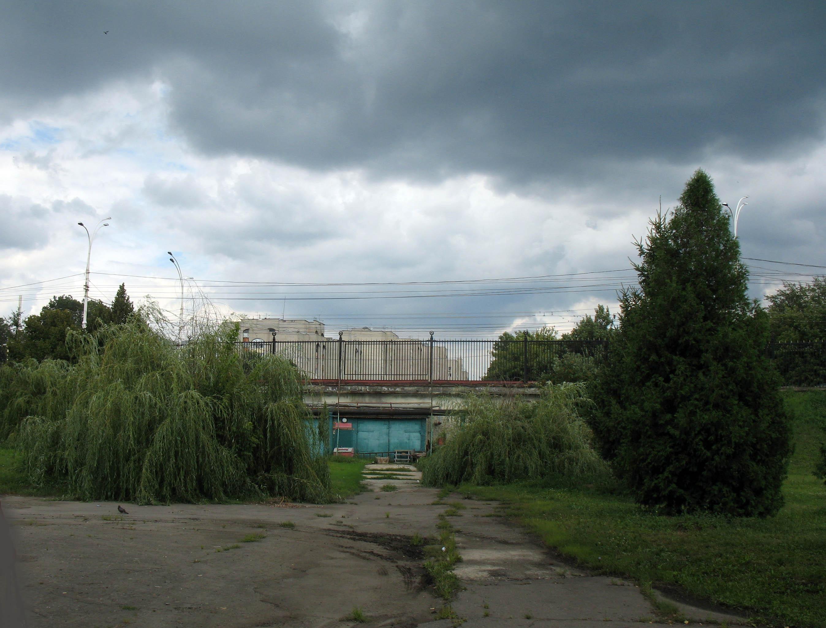 Державинский мост 2