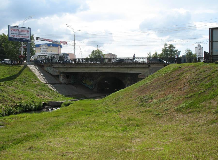 Державинский мост 19