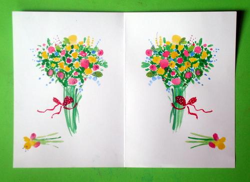 Идеи открытки с 8 марта - Староселиваново