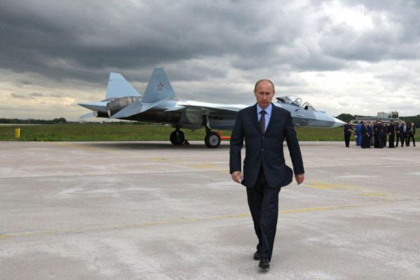 Путини самолёт