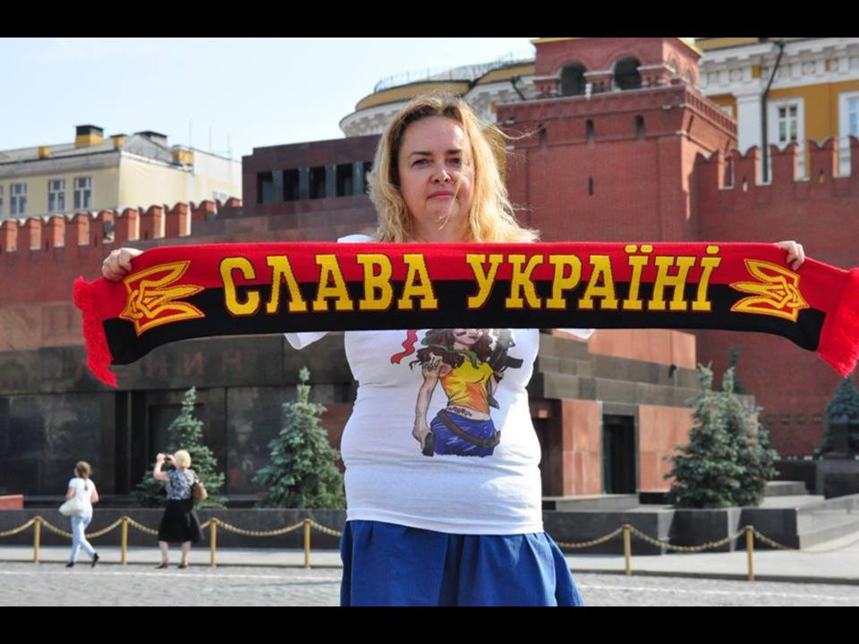 В России суд оштрафовал журналиста за фото визитки Яроша - Цензор.НЕТ 1399
