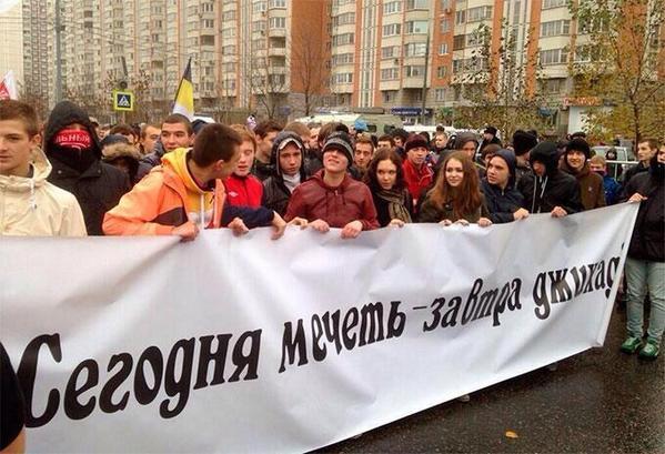 русский марш5