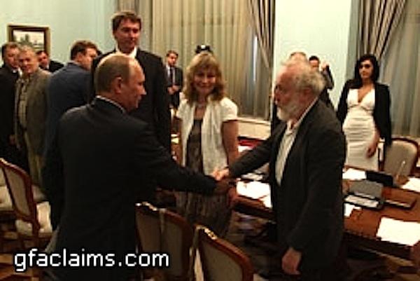 Путин и Нор
