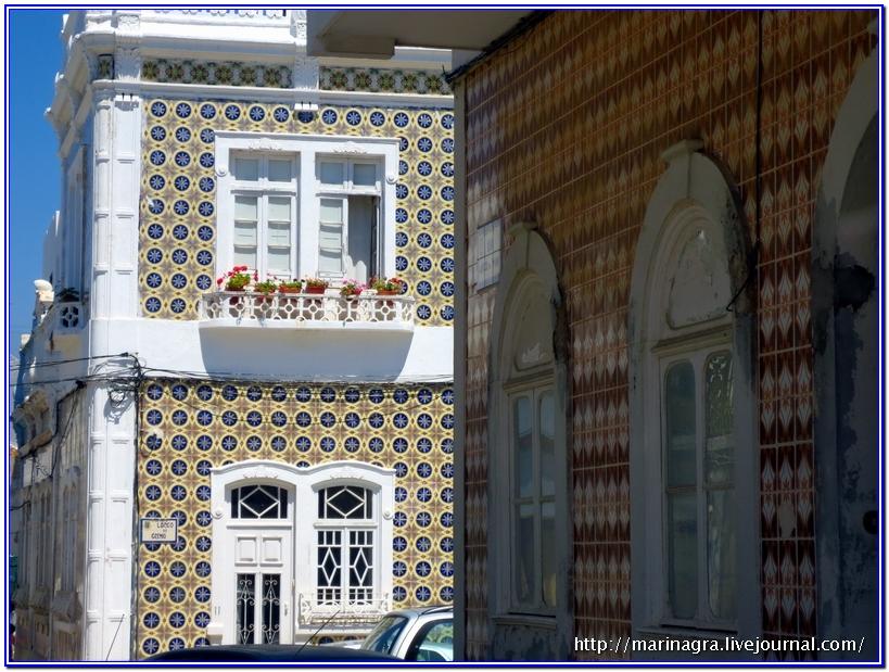 Изразцы азулежуш - голубое чудо Португалии - СТРАНЫ - ГОРОДА - МУЗЕИ
