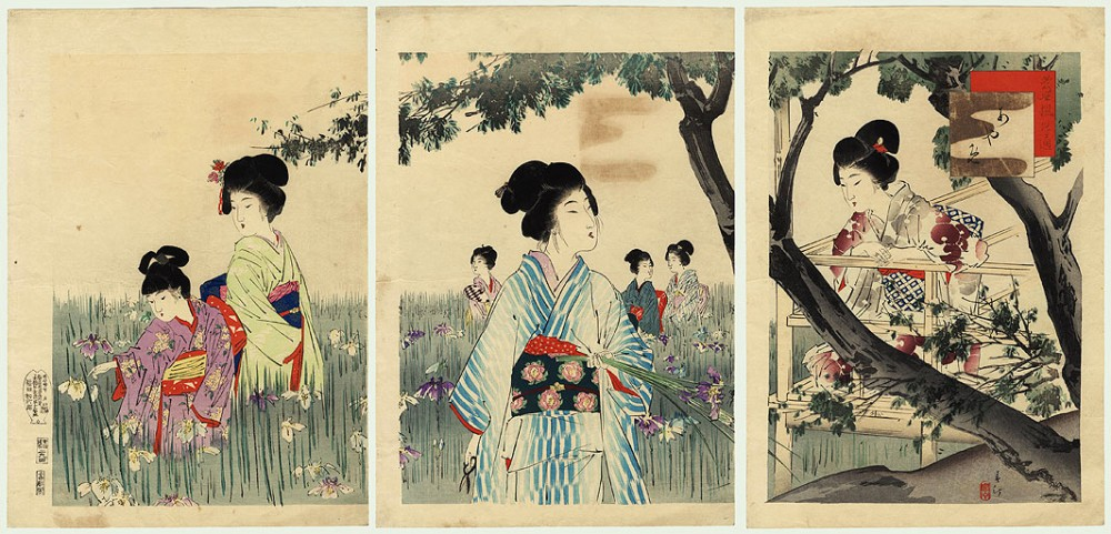 Зайчиков, открытки на японском