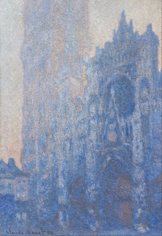 "Claude_Monet_-_Rouen_Cathedral_Facade_and_Tour_d""Albane_(Morning_Effect)_-_Google_Art_Project.jpg"