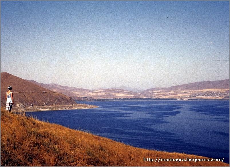Путешествия по СССР. Армения.  Часть  5. Горис -  европейский город  в горах Кавказа
