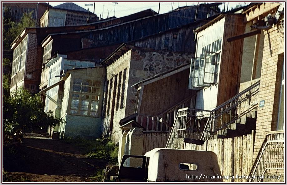Путешествия по СССР. Грузинский калейдоскоп 1977 года. Часть 1 Ахалцихе, человек, Вардзиа, Уважаемый, Грузии, крепость, застолье, Абастумани, помещения, ресторана, войны, время, спросил, монастырь, райкома, войска, который, метров, Хертвиси, Уважаемого