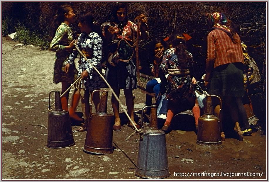 Путешествия по СССР. Грузинский калейдоскоп 1977 года. Часть 2 -