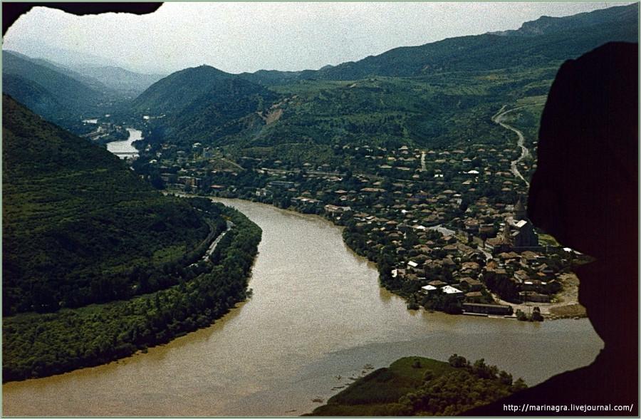 Travels in the USSR. Georgia. Part 5. Mtskheta: