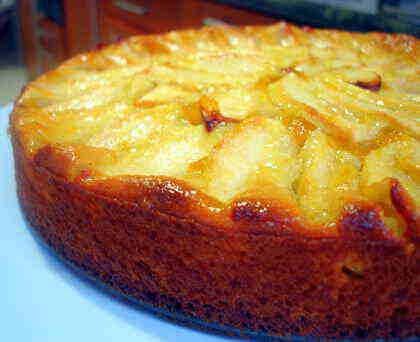 Видео яблочный торт фото