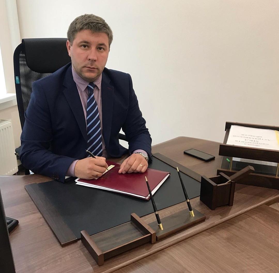 Директор Фонда Капитального Строительства Раров Александр Сергеевич