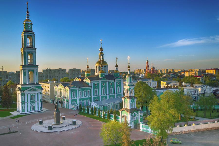 Подборка автобусных туров с выездом из Тольятти в июле