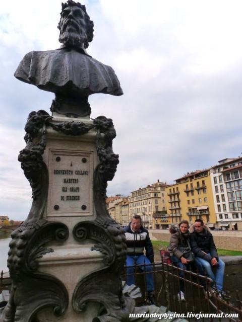 Florence.Ponte Vecchio6.