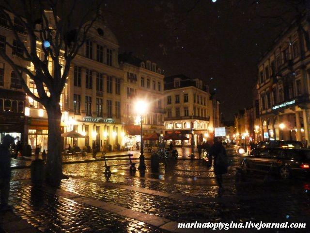 Brussels. Night1