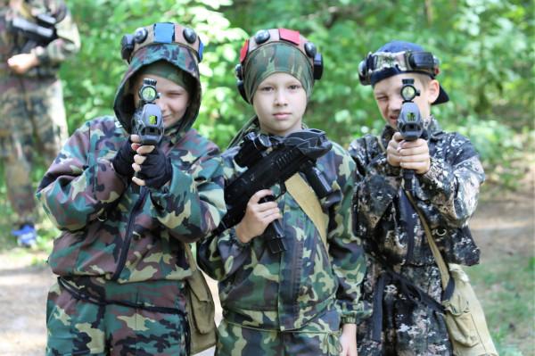 Нижегородских детей отправят в лес, чтобы они научились выживать