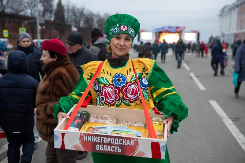 Участники и организаторы Фестиваля «Кухни народов России» выбрали «Маринс Парк Отель Нижний Новгород»