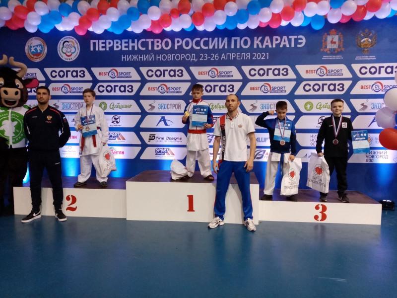 Участники Первенства России по каратэ выбрали Marins Park Hotel Nizhny Novgorod
