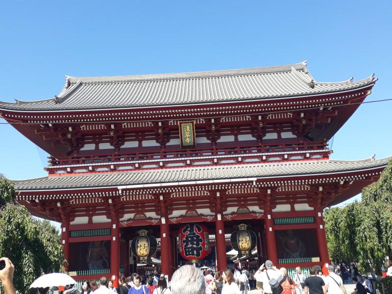 temple 浅草 Asakusa
