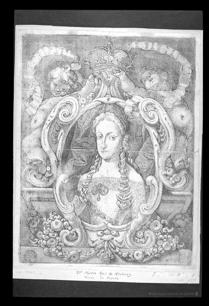 Retrato de Maria de Neoburg